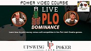 UPSWING LIVE PLO DOMINANCE FOR CHEAP - TOP POKER COURSES Москва