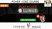 UPSWING PLAY LIKE LLINUS FOR CHEAP - ELITE POKER COURSES Москва