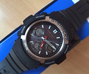 Casio G-SHOCK AWG-M100-1A Tough Solar Multiband 6 Донецк